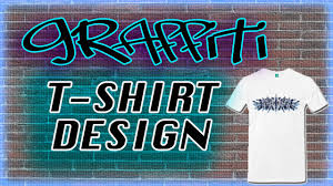 Design Graffiti T Shirts Graffiti T Shirt Design