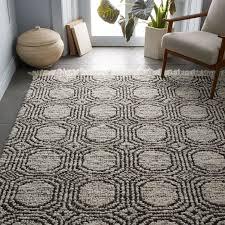 concentric circle rug iron