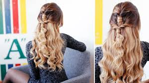 Luxy Hair Style cute & easy prom hairstyle luxy hair youtube 1204 by wearticles.com