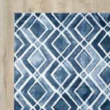 blue and white moroccan rug archives home improvementhome blue and white area rugs blue black white
