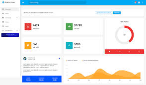 Top Free Back End Simple Admin Panel Templates For Your Next