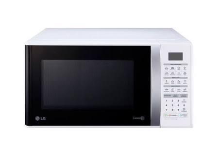 Oferta ➤ Micro-ondas LG MS3052R 30 Litros Branco   . Veja essa promoção