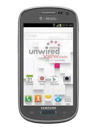Samsung Galaxy Exhibit T599 T-Mobile ...