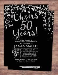 30th birthday party invitation ideas unique 60th surprise birthday party invitations free retirement