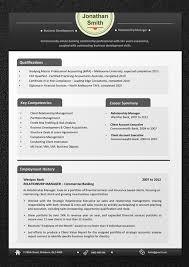 sample resumes australia   Template   exercise science resume