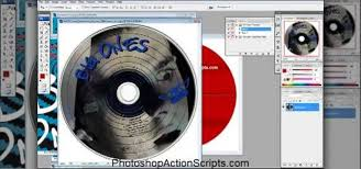 How To Make A Cd Cover In Photoshop Photoshop Wonderhowto