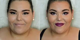 contour facehow to contour round face you