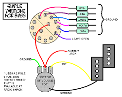 passive bass wiring problems need help please basschat posted image