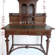 vintage wooden office chair. old wooden school desk chair vintage office for sale german revival jugenstil or