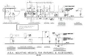 ada sink height handicap sink height bathroom sink drain height ada rh lunnforkansas com ada kitchen sink clearance diagram ada sink base