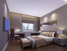 Sleek Bedroom Furniture Sleek Modern Style Bedroom With Padded Bench And Tv Also Long