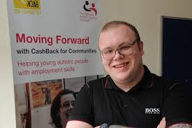 Working With Autistic People Autistic Cambuslang Teenager Anton Hopes To Help Others Get
