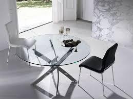 gl dining table with chrome base room ideas