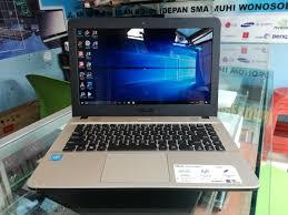 Tetapi, laptop asus vivobook max x441na bukan terbatas pada hal tersebut saja. Jual Laptop Second Asus X441s Dualcore Mulus Istimewa Di Lapak Azimutcomp Bukalapak