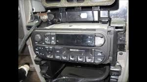 installation of an aftermarket stereo in a 2001 dodge grand installation of an aftermarket stereo in a 2001 dodge grand caravan