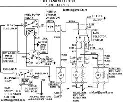 1996 ford f150 wiring diagram for speedometer ford free wiring