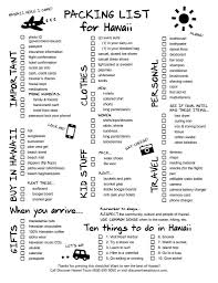 Vacation Packing Checklist Pdf Vacation Packing Checklist Pdf Myvacationplan Org