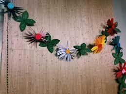 Paper Flower Garland Make A Paper Flower Garland Studio 5