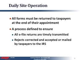 irs form 6744 qsr vsc for aarp foundation tax aide local coordinators ppt video
