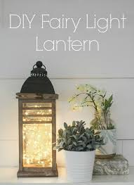 Image Ideas This Fairy Light Lantern Is Super Simple To Make In Only Five Minutes Using String Lights Lovely Etc How To Make Fairy Light Lantern In Minutes Lovely Etc
