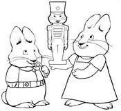 Small Picture Coloring Pages Max and Ruby Drawing