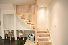 basement stairs ideas. Image Of: Casual Basement Stairs Ideas