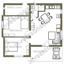 small residential building plan modern house home design plans