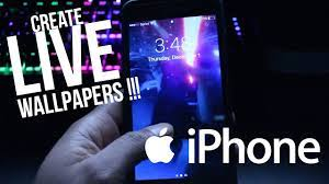 Create your own iPhone Live Wallpapers ...