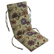 patio chair pads. astounding outdoor custom patio chair cushions 4 inch thick hinged cushion in flora seat wooden arm cozy home exterior ideas pads e