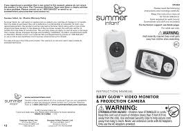 935R Baby monitor User Manual 29350 manual (Labs) Summer Infant, Inc.