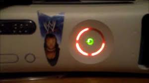Xbox 360 Power Supply Yellow Light Easy Fix Rod Xbox 360 3 Red Light Reset