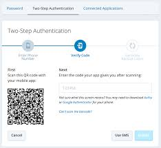 Two — Support Authentication Step Wordpress com