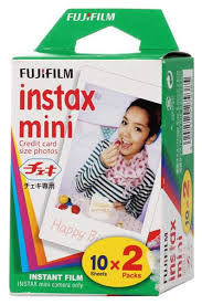 Картридж для фотоаппарата <b>Fujifilm</b> Colorfilm Instax Mini <b>Glossy</b> ...