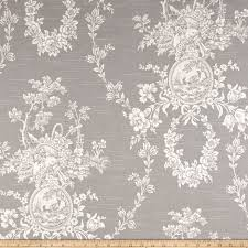 zoom waverly country house toile platinum