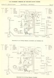 studebaker wiring diagrams wiring diagrams for studebaker cars 1938 commander and president