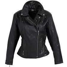 spirit motors las soft leather jacket 1 0 black