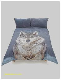 m s bed linen sets new snowy wolf bedding set