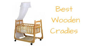 best 5 wooden cradles for babies in india