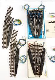 märklin h0 2270 2269 tracks k rail two electric bend and märklin h0 2270 2269 tracks k rail two electric bend and