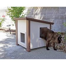 ecoflex albany cat house side door entry exit