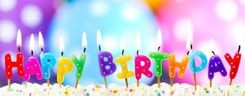 Стихи с днем рождения на английском языке