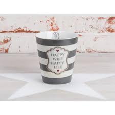 Krasilnikoff Tasse Happy Wife Happy Life Hier Kaufen