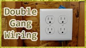 adding outlets double receptacle wiring adding outlets double receptacle wiring