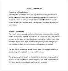 Proper Letter Format Personal Proper Letter Format To A Friend Irpens Co
