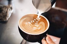 rosetta in the making District Coffee House.JPG