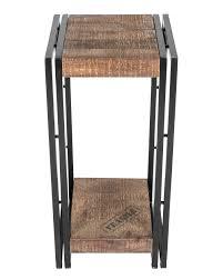 industrial reclaimed wood furniture. Reclaimed Wood Telephone Table Industrial Furniture Range S