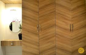 Wardrobe Pattern Design Wooden Wardrobe Designs 9 Latest Ideas For Your Urban