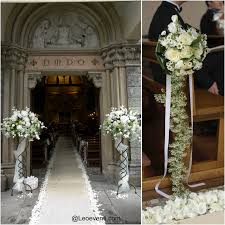 Of Wedding Decorations In Church Watch More Like Church Decorating Ideas