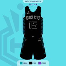 Shop the officially licensed hornets city edition basketball jerseys from nike, as well as fanatics nba jerseys in replica fastbreak styles for. Nba Jersey Database Charlotte Hornets City Jersey 2017 2018