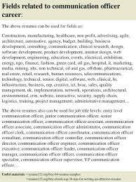 Marketing Communications Assistant Sample Resume   Nfcnbarroom.com